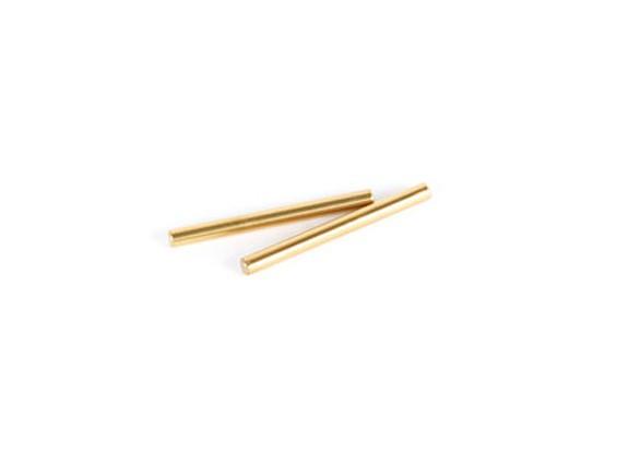 VBC Corrida Firebolt DM - Opção revestido de estanho Suspensão 2.5x27.8mm Pin (2pcs)