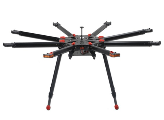 Tarot X8 Heavy Lift TL8X000 Quadro Octocopter