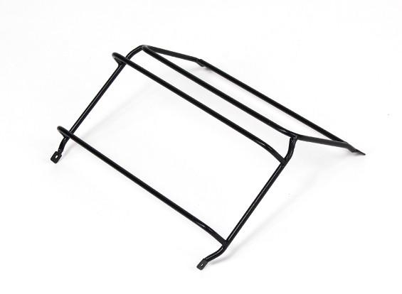 Cremalheira 1/10 D90 Telhado de bagagem