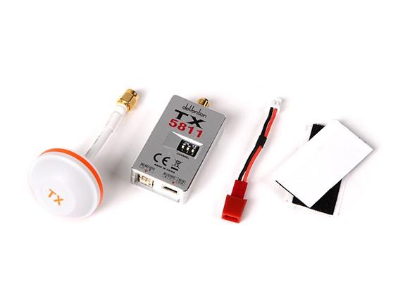 Walkera TX5811 5.8Ghz 25mW FPV transmissor de vídeo (CE aprovado)
