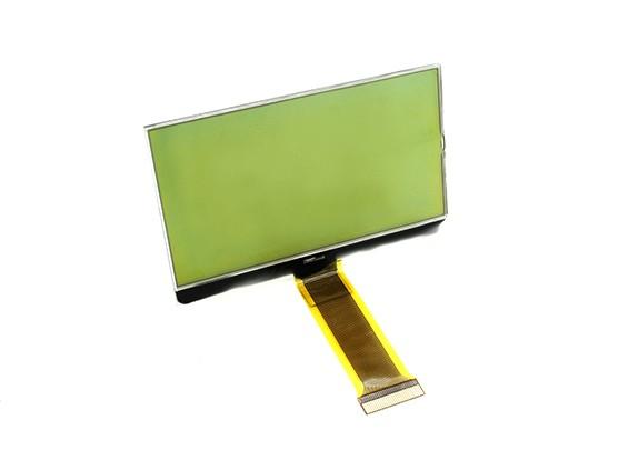 Turnigy 9X substituição da tela de LCD