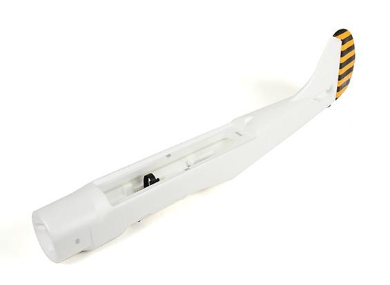 Avios Yakovlev Yak-52 Esquema HobbyKing Fuselagem de substituição com Rudder