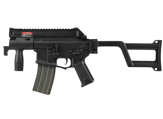 ARES Amoeba M4 CCC AEG (Black)