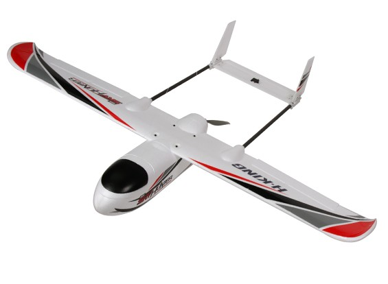 HobbyKing ™ Mini SkyHunter Plataforma FPV (Kit)