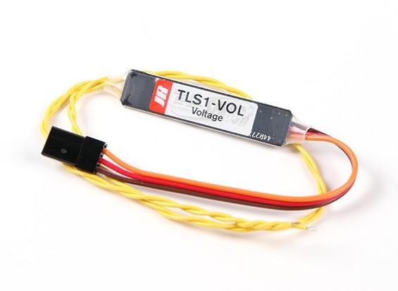 JR TLS1-VOL vôo Pacote Tensão DMSS Telemetria Sensor