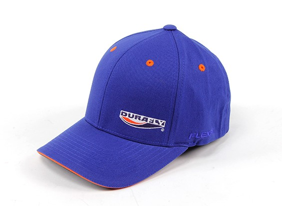 Durafly (logotipo pequeno) Flexfit Cap SM