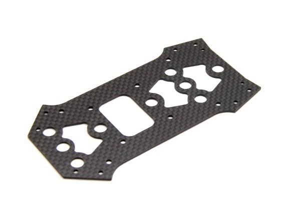Quadro Spedix Series S250AQ - Substituição superior Placa Frame (1pc)