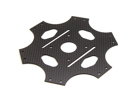 Quadro Spedix Series S250H - Substituição superior Placa Frame (1pc)