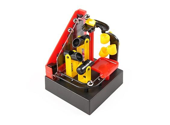 Kit MaBoRun Mini Transporter Educacional Toy Ciência