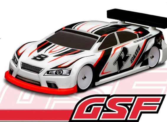 BLITZ GSF corpo Race (190 milímetros) (0,8 milímetros)