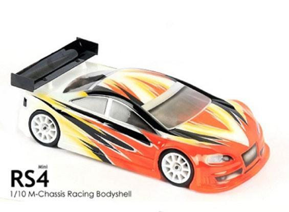BLITZ Mini RS4 corpo Race (210 milímetros) (0,8 milímetros)