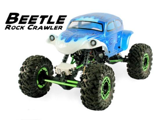 BLITZ Beetle rastreador de Rock 1/10 EP Shell Corporal (1,0 milímetros)
