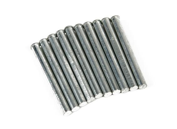 Retraem Pins para engrenagem Nose 4 milímetros (10 pcs por saco)