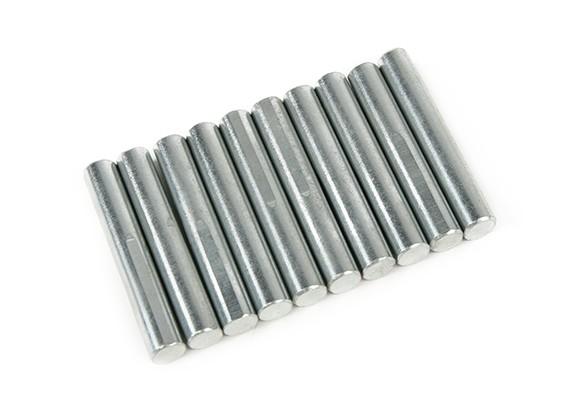 Retrair Pins para Principal engrenagem 8 milímetros (10 peças por saco)