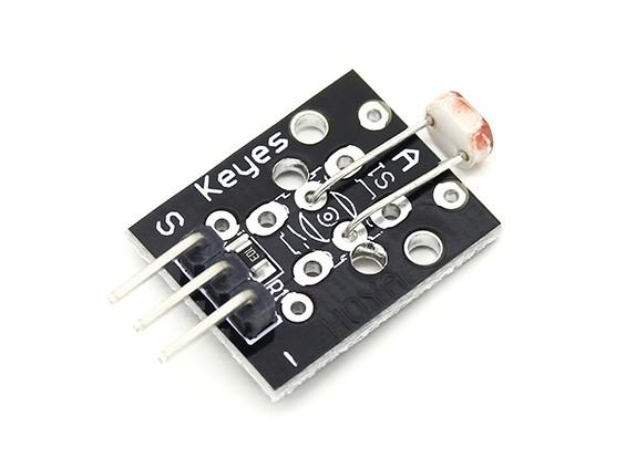 Keyes KY-018 Módulo Foto resistor Para Arduino