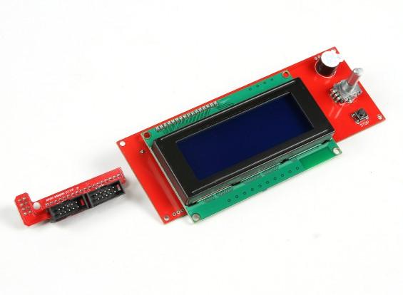 Impressora 3D RepRap inteligente Controller (Rampas de Controle LCD)