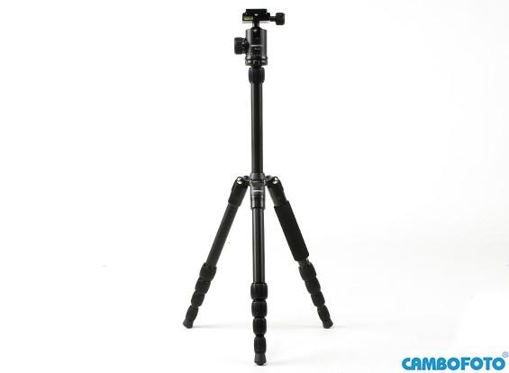 Cambofoto FAS225 e BC30 tripé Combo Set