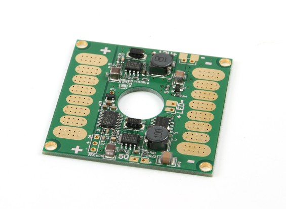 Distribution Board and Lighting Control Board