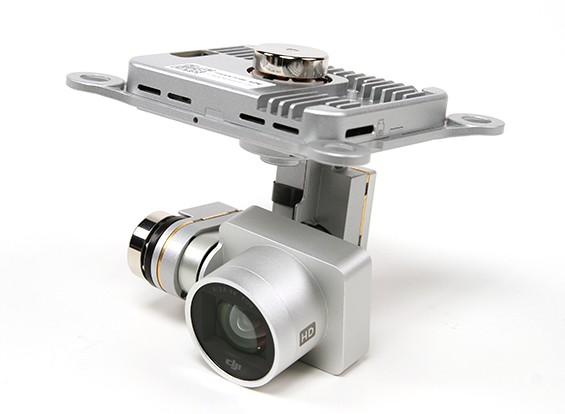 DJI Fantasma 3 HD Camera e 3 eixos cardan
