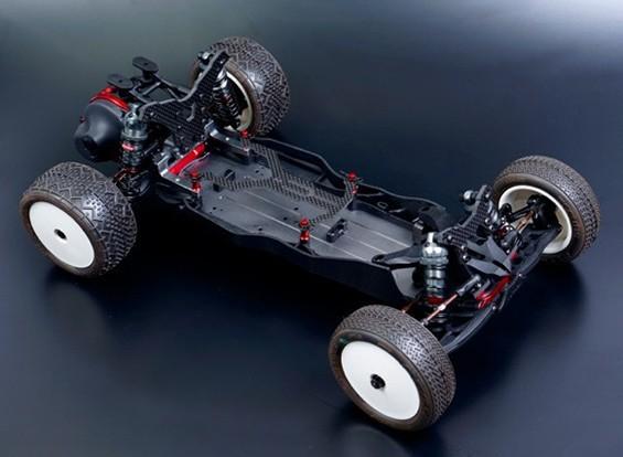 VBC Corrida Firebolt RM 1/10 2WD Offroad Buggy (Kit) (Armazém AR)