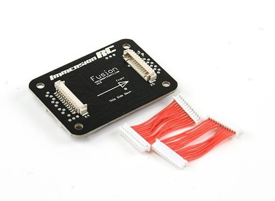 PCB LED Vortex