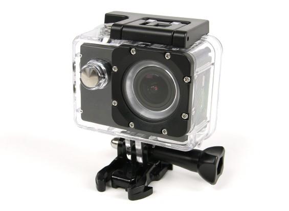 "Turnigy 2K HD Camera ""Black Edition"" (pacote completo)"