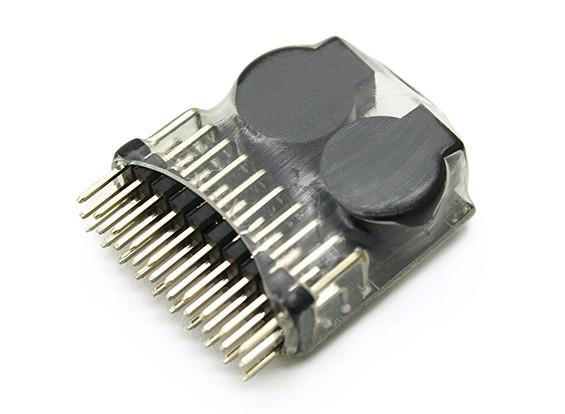 Conversor de sinal Módulo SBUS-PPM-PWM (S2PB) com alarme