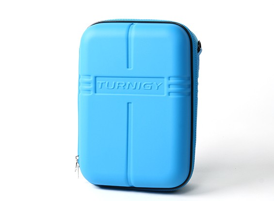 Turnigy Transmissor Caso w / FPV Goggle armazenamento - Azul