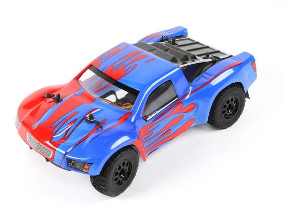 TR4SC 1/10 4WD Curso de curta duração - RTR