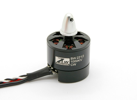 Black Widow 2204 1900KV com built-in ESC CW