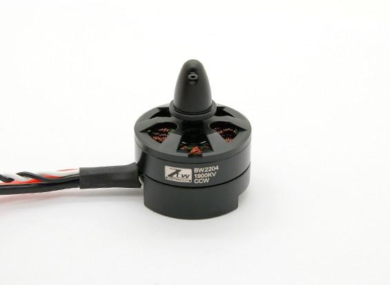 Black Widow 2204 1900KV com built-in ESC CCW