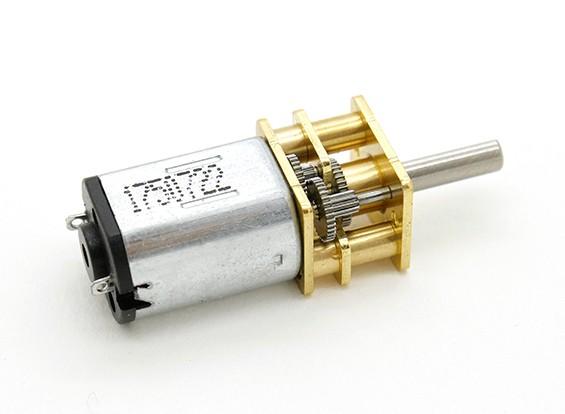Escovado Motor 15 milímetros 6V 20000KV w / 10: 1 Rácio Gearbox