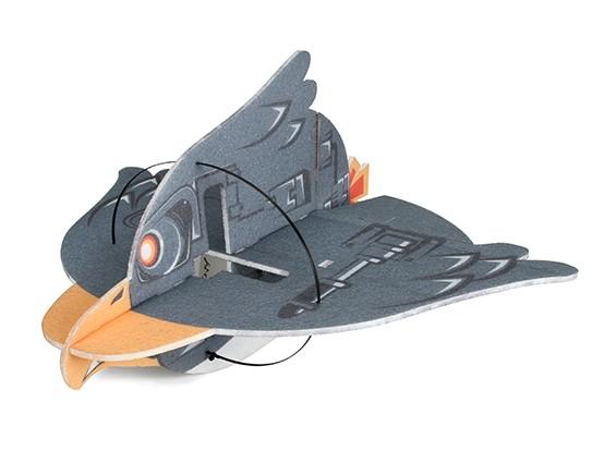 Pássaro Mad HobbyKing - Glue-N-Go Series - Kit EPP