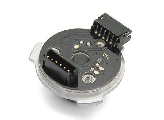 Sensor de Substituição TrackStar V2 Motor com rolamentos Set (3.5T-8.5T)