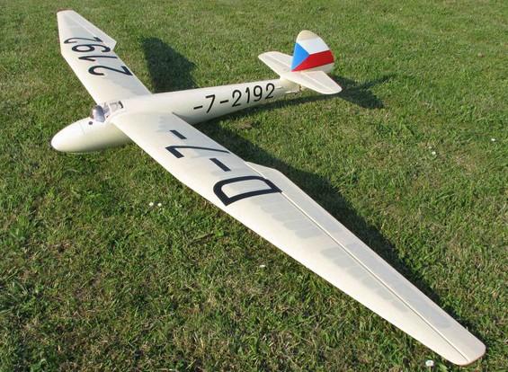 modelos AP Minimoa Go3 ARF 3400 milímetros