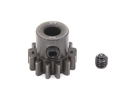 13T / 5 mm M1 pinhão Aço