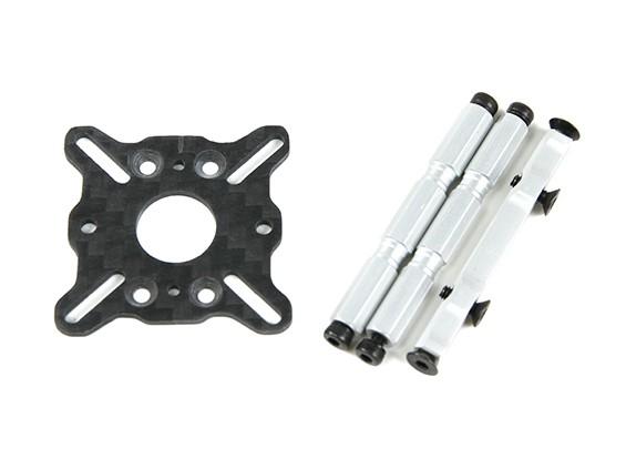 Tarot 250/280 Camera Base fixa para todos os Multi-rotores TL250 e TL280
