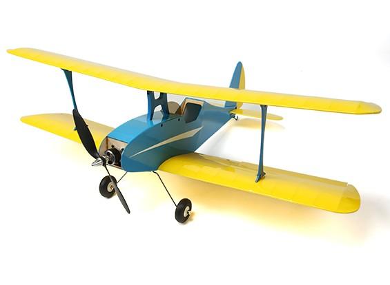 HobbyKing ™ Le Petit biplano de 810 milímetros (PNP)