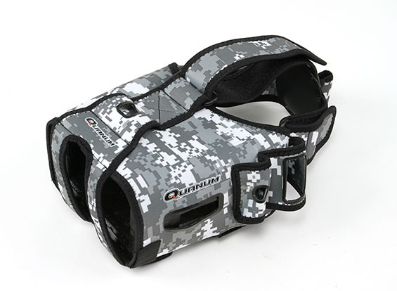 Quanum DIY FPV Goggle V2Pro Luva Upgrade (Urban Digital Camo)