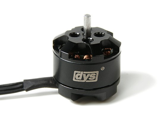 DYS BE1104-4000KV Multi-rotor do motor (Black)