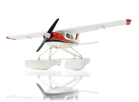 Cessna 177 Cardinal Foam Hidroavião 680 milímetros (PNP) Versão