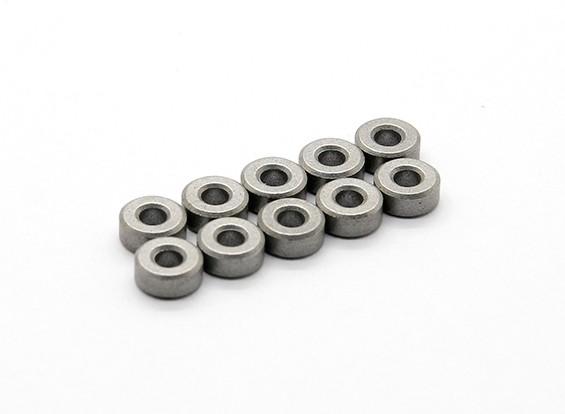 Bearing (10pcs) - Basher Rocksta 1/24 4WS Mini rastreador de Rock