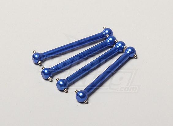 Alumínio cão de ossos Turnigy TR-V7 1/16 Brushless Deriva Car w / carbono Chassis