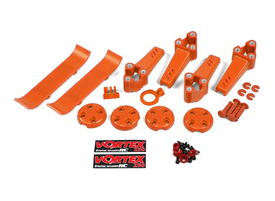 ImmersionRC - Vortex 250 PRO Kit Pimp (Laranja)