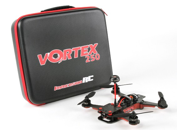 Vortex 250 PRO Caso Zipper
