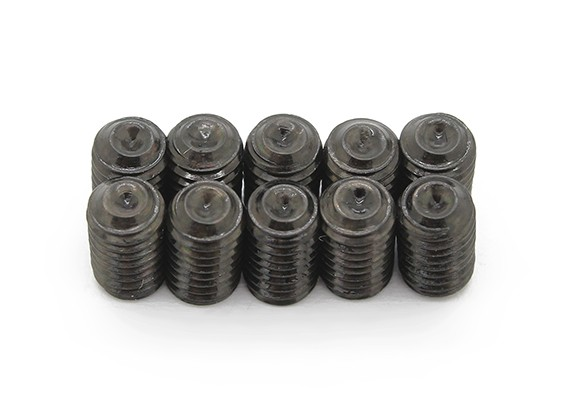 Metal Grub parafuso M5x8-10pcs / set