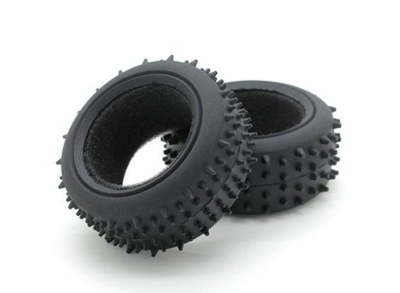 GPM Corrida Kyosho Mini Inferno F / R Radial Tire w / Insert (30g) (Offroad) (1PR)