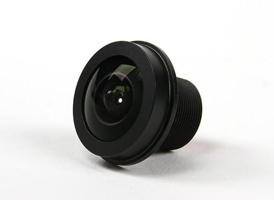 Foctek M12-1.6 IR 5MP Peixe olho da lente para câmeras FPV