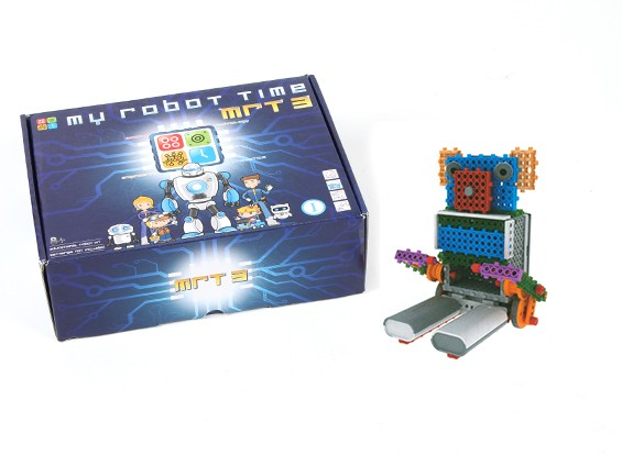 Kit Robot Educacional - Curso MRT3-1 Foundation