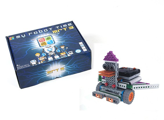 Kit Robot Educacional - MRT3-2 Beginner Course